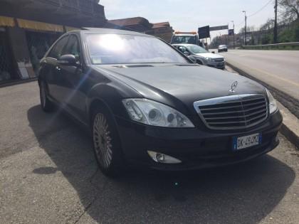Fig 1 - Mercedes Benz S320 CDI 4MATIC