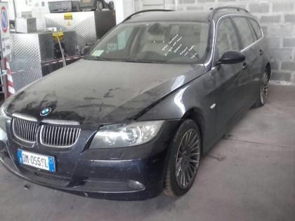 Fig 1 - BMW 330 XD SW