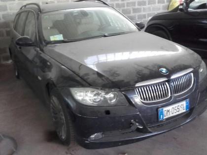 Fig 2 - BMW 330 XD SW