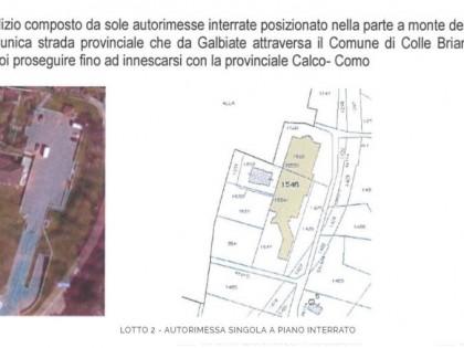 Fig 1 - LOTTO 2 - AUTORIMESSA SINGOLA...