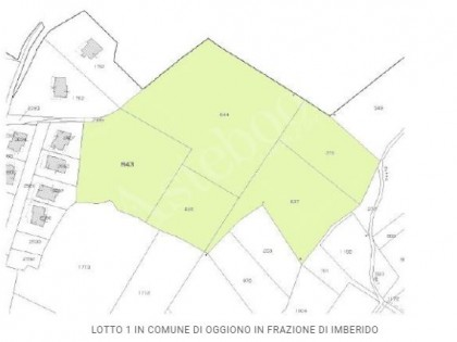 Fig 1 - TERRENO COLLINARE IN COMUNE DI...