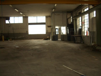 Fig 3 - Complesso industriale in Gorla...