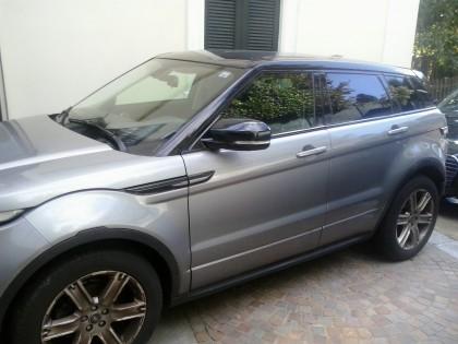 Fig 1 - Land Rover Evoque