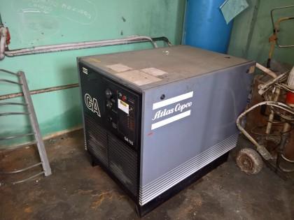 Fig 1 - Compressore ATLAS COPCO 15 kW...
