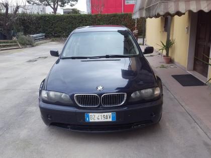 Fig 1 - AUTOVETTURA BMW 330, TG. BZ 41...