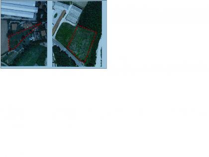 Fig 1 - Due terreni agricoli, circa mq...