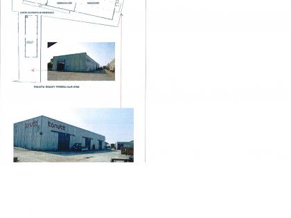 Fig 1 - 4 capannoni (uso produzione, m...