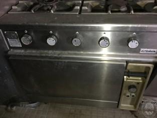 rif. 1, 2 e 3 - piano cottura alpeninos, piastra con forno Zanussi ...