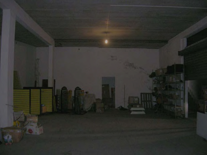 Fig 1 - Locale deposito (magazzino), s...