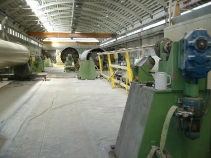 Fig 1 - Impianto produzione tubi DN60-...