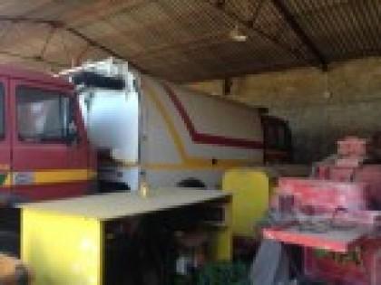 Fig 1 - Spazzatrice Stradale IVECO 135...