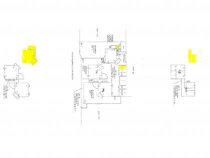 Fig 1 - Appartamento di mq 106 e garag...