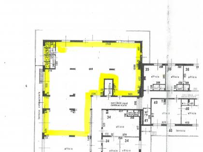 Fig 1 - Tavola calda locata in Comune...
