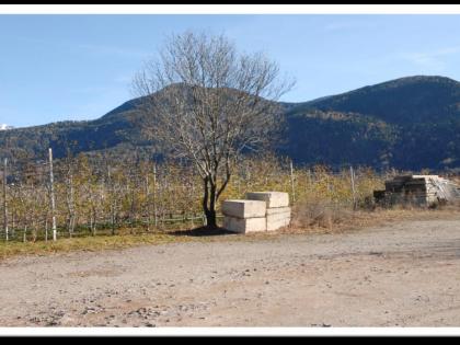 Fig 1 - Terreno agricolo a giacitura p...