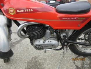 Fig 3 - MOTOCICLO MARCA MONTESA MODELL...