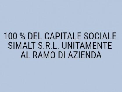 Fig 1 - Fig 1 - 100 % DEL CAPITALE SOCIALE SIM...