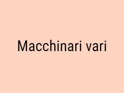 Fig 1 - Fig 1 - macchinari vari