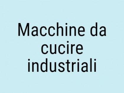 Fig 1 - Fig 1 - MACCHINE DA CUCIRE INDUSTRIALI