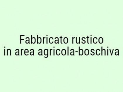 Fig 1 - Fig 1 - FABBRICATO RUSTICO IN AREA AGR...