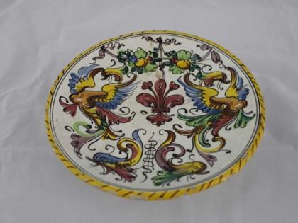 Fig 1 - Fig 1 - 70/66 Alzata in ceramica Caste...