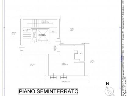 Fig 1 - Fig 1 - Magazzino identificato al Cata...