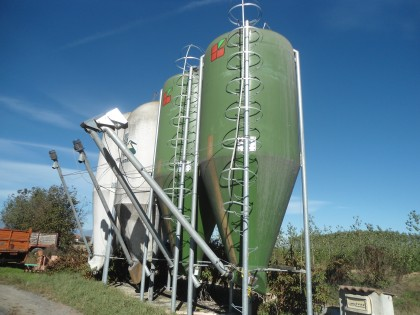 Fig 1 - Fig 1 - - 4 SILOS PER MANGIMI, DUE DI...