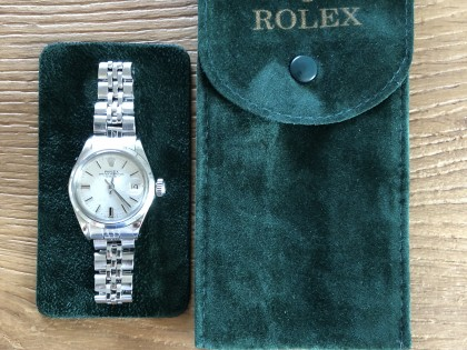 Fig 1 - Fig 1 - ROLEX LADY DATE - REVISIONATO