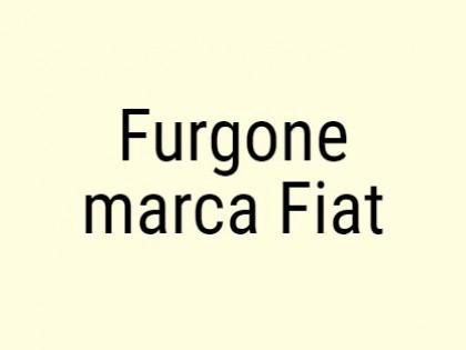 Fig 1 - Fig 1 - Furgone marca Fiat