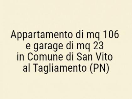 Fig 1 - Fig 1 - Appartamento di mq 106 e garag...