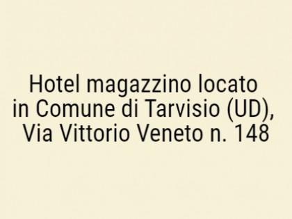 Fig 1 - Fig 1 - Hotel magazzino locato in Comu...