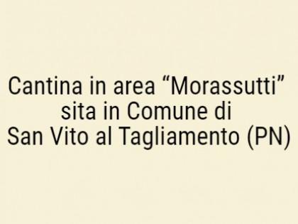 """Fig 1 - Fig 1 - Cantina in area """"Morassutti"""" i..."""