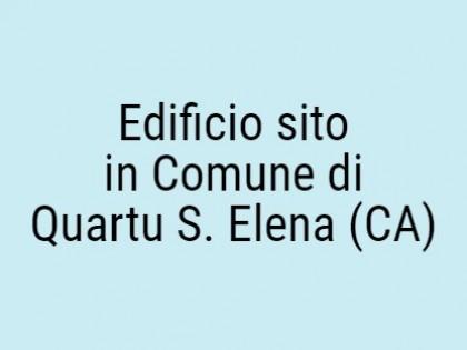 Fig 1 - Fig 1 - Edificio sito in Comune di Qua...
