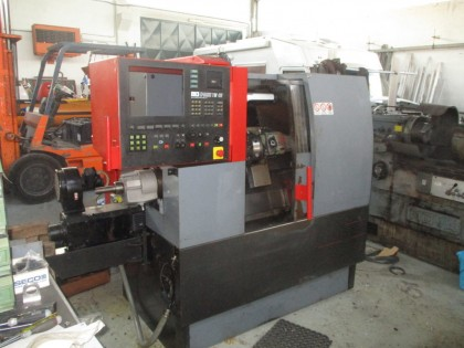 Fig 1 - Fig 1 - N 1 TORNIO CNC MARCA 'EMCO TUA...