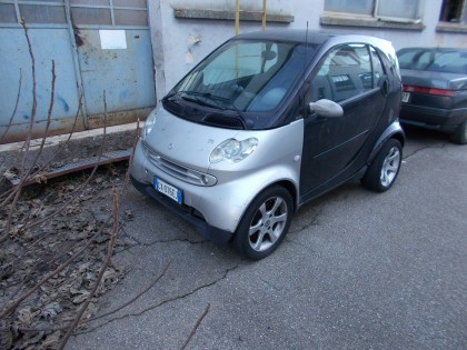 Fig 1 - Fig 1 - Autovettura Smart ForTwo targa...