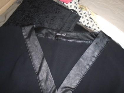 Fig 1 - Fig 3 - Stock di abbigliamento, TV  Sa...