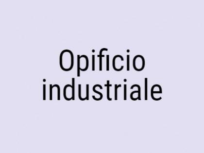 Fig 1 - Fig 1 - Opificio industriale
