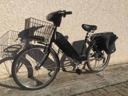 Fig 1 - Fig 1 - Bicicletta elettrica da donna...