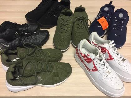 Fig 1 - Fig 1 - N. 6 paia di scarpe marca NIKE...