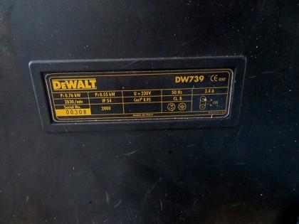 Fig 1 - Fig 3 - 03/74 Sega a nastro DeWALT DW7...