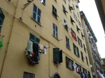 Nel comune di genova immobile adibito a civile abitazione sito in