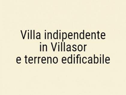 Fig 1 - Fig 1 - VILLA INDIPENDENTE IN VILLASOR...