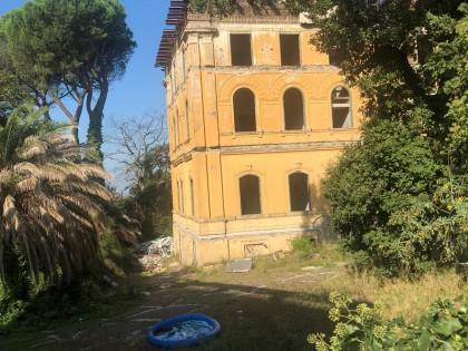 Fig 1 - Fig 1 - Villa storica risalente alla p...