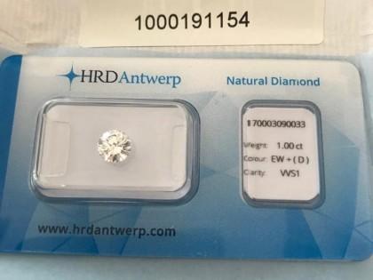 Fig 1 - Fig 1 - Diamante 1 ct