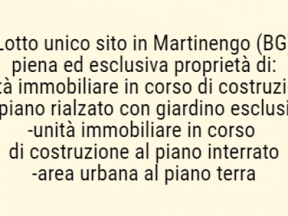 Fig 1 - Fig 1 - Lotto: area urbana al piano te...