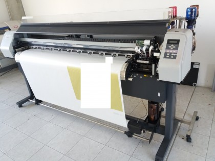 Fig 1 - Fig 1 - PLOTTER INDUSTRIALE PER STAMPA...
