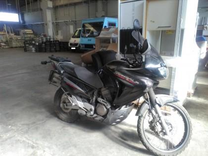 Fig 1 - Fig 1 - Motociclo Honda mod. Santesa T...