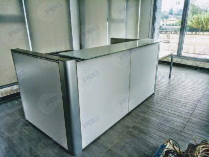 Fig 1 - Fig 1 - Arredamento ufficio smontato