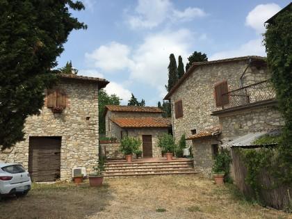 Fig 1 - Fig 1 - Azienda Agricola in Gaiole in...