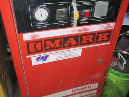 Fig 1 - Fig 1 - compressore e generatore aria...