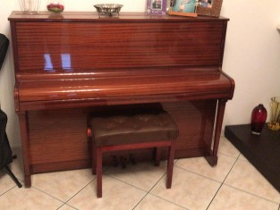 Pianoforte con sgabello in caserta für u ac kaufen shpock